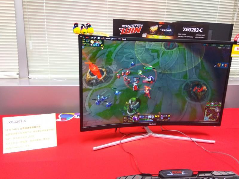 ViewSonic XG電競系列顯示器攻無不克研討會---高規平價好用