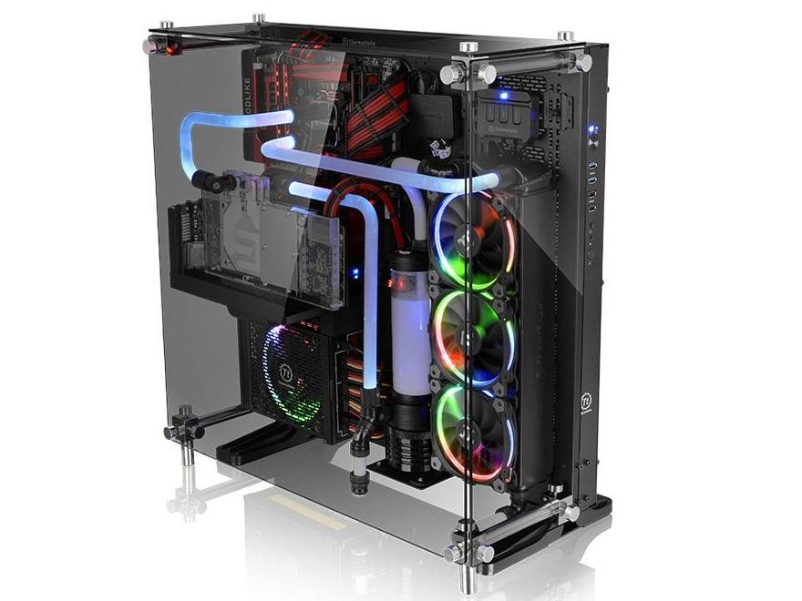 Thermaltake推出Core P5 三面強化玻璃追加「Tempered Glass Edition」 - XFastest - p5temp_880x660a.jpg