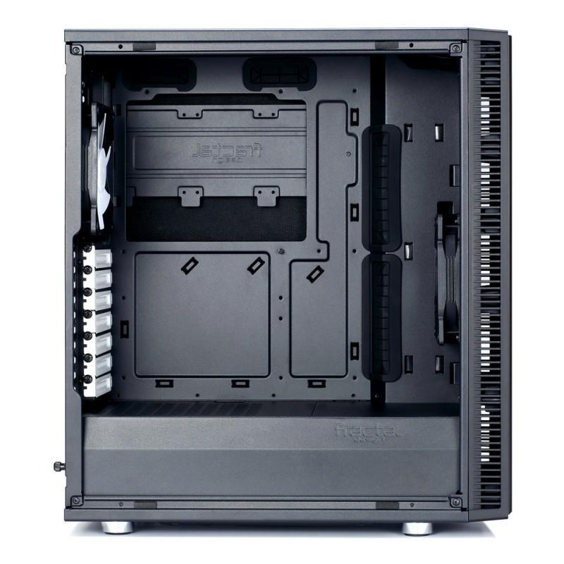 Fractal Design Define C Windows承襲再進化,體積縮小容納ATX主機板
