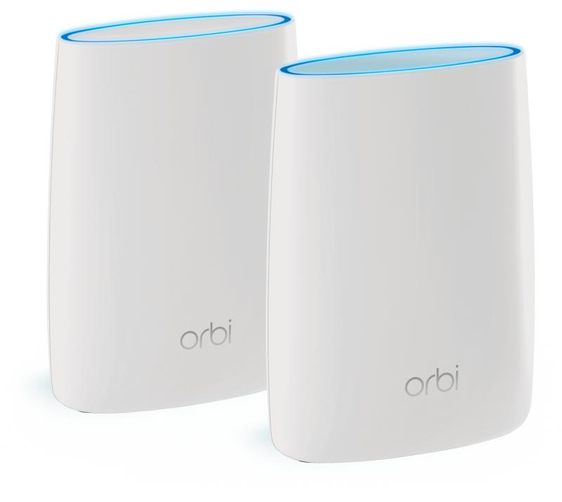 NETGEAR Orbi AC3000 三頻WiFi延伸系統