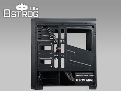 ENERMAX發表 Ostrog Lite機殼,導入分層設計,保留5.25擴充