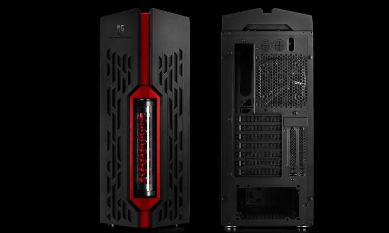 DeepCool推出ASUS ROG 認證Themed GamerStorm Genome機殼
