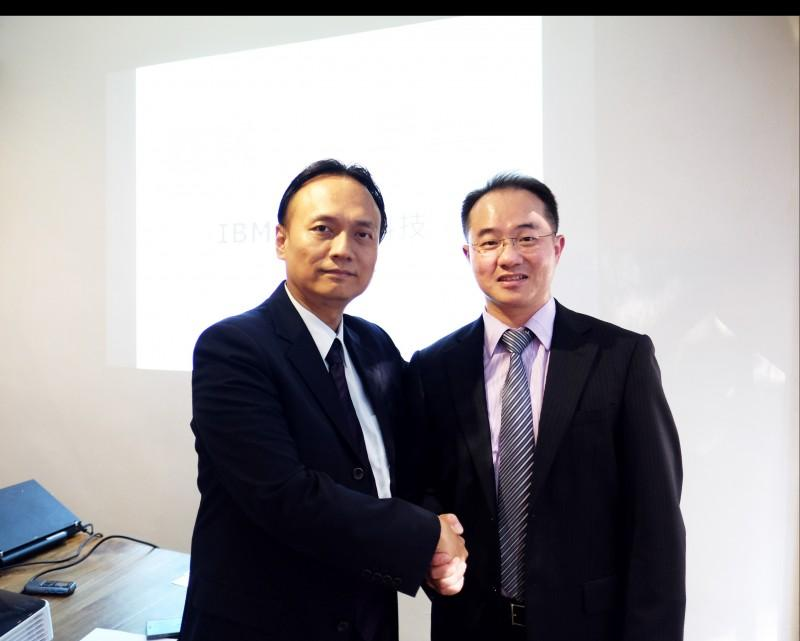 IBM攜手一通科技 擴大台灣雲端服務生態圈