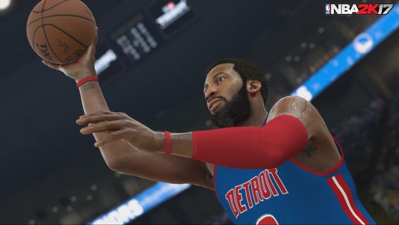 《NBA 2K17》整合全新Fitbit功能讓遊戲更具運動效果