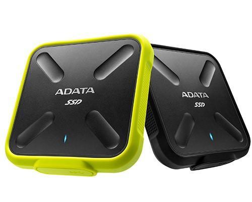 ADATA 推出 SD700 外接 SSD 裝置 具備 IP68 保護