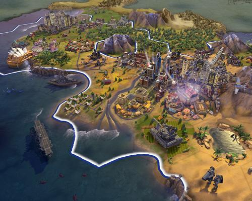 文明帝國VI秋季更新加入支援DX12並新增地圖 - XFastest - CivilizationVI_day30_hero5.jpg
