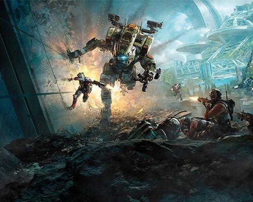 EA 黑色星期五優惠 最新《Titanfall 2》只要 NT$ 905 元