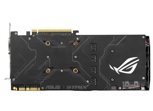 ASUS 華碩推出 GTX 1080 STRIX A8G 價格低於原版 - XFastest - STRIX-A8G-Back.jpg