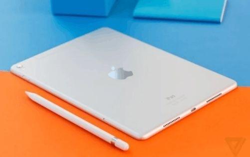 新一代iPad 將取消Home 鍵,採用無邊框設計