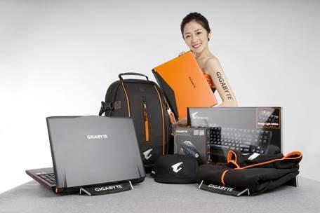 技嘉資訊月P55K v5電競筆電 15.6吋i7處理器搭配GeForce®GTX 965 2GB獨顯破盤三萬限時限量搶購!