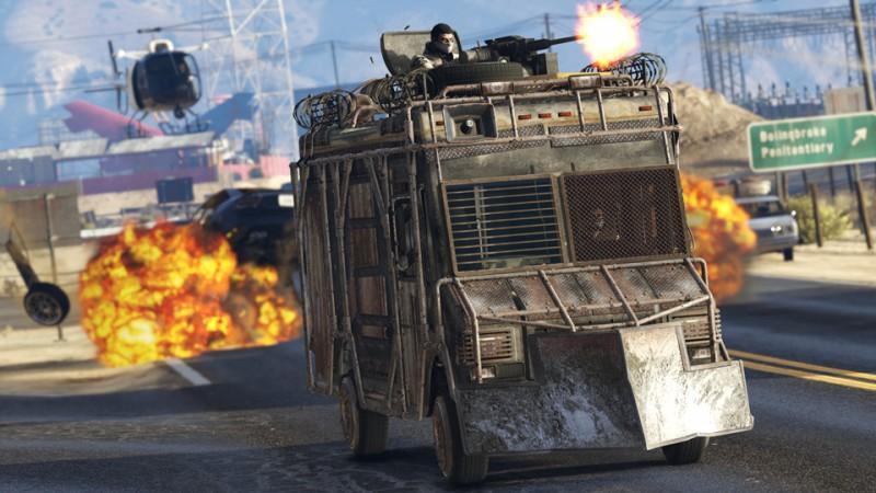「GTA 線上模式:進出口大亨」現已推出