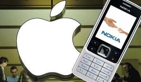 又開撕了?諾基亞狀告蘋果侵犯自家32 項技術專利
