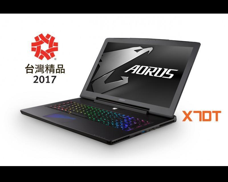 第25屆台灣精品獎 AORUS X7 DT榮獲肯定
