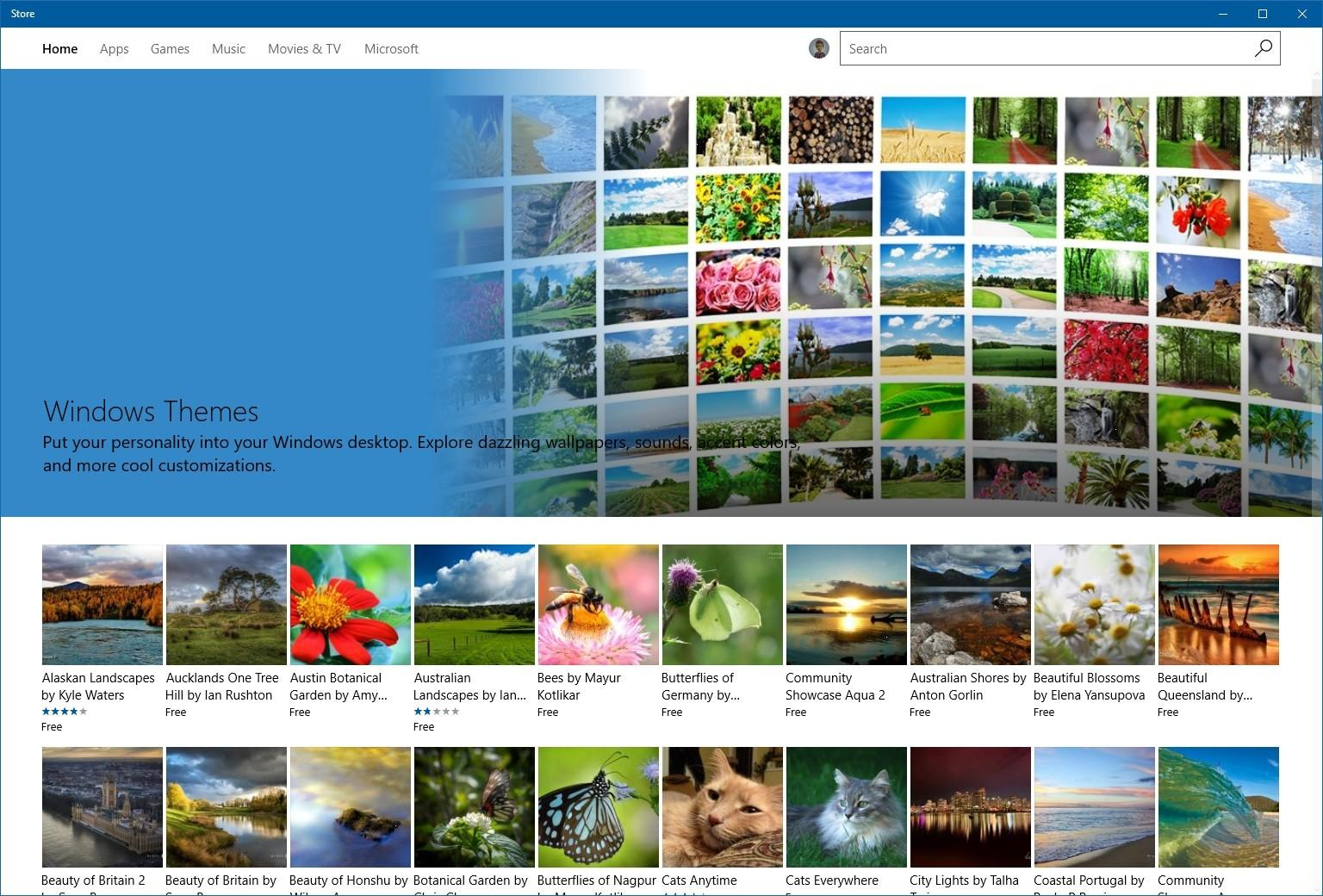 告別單調:正經的Windows 10 主題終於來了 - XFastest - microsoft-officially-announces-themes-for-windows-10-511802-2.jpg