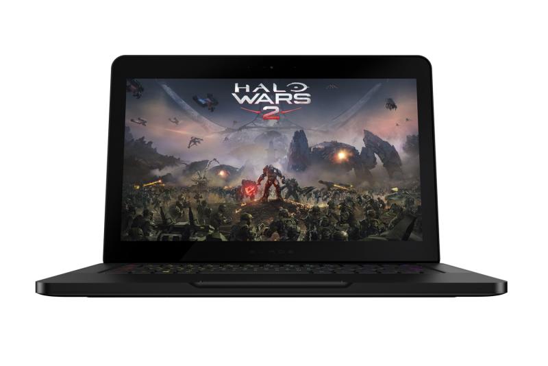 Razer Blade Gaming 筆電處理器升級為第七代Intel i7-7700HQ