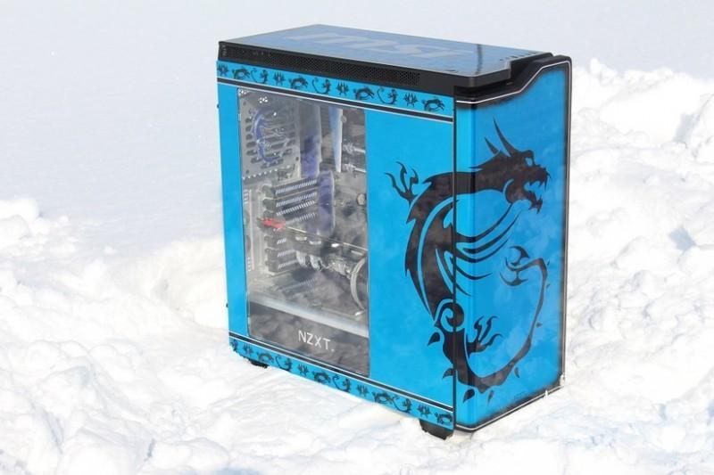 HIDEHAYA Blue Version No2