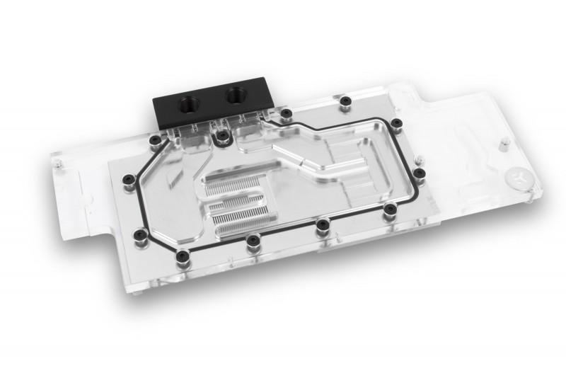 EK宣布EK-FC Titan X Pascal水冷頭可相容NVIDIA GTX 1080 Ti Founders Edition顯示卡