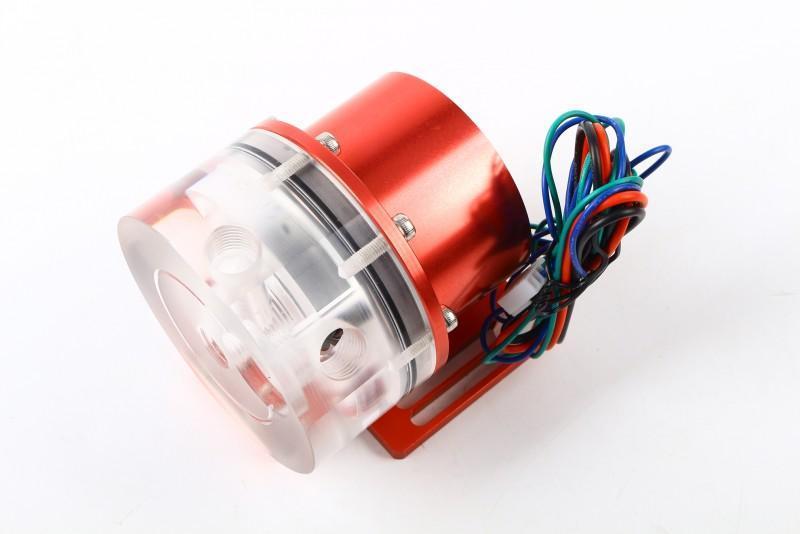 PWM可調轉速水泵
