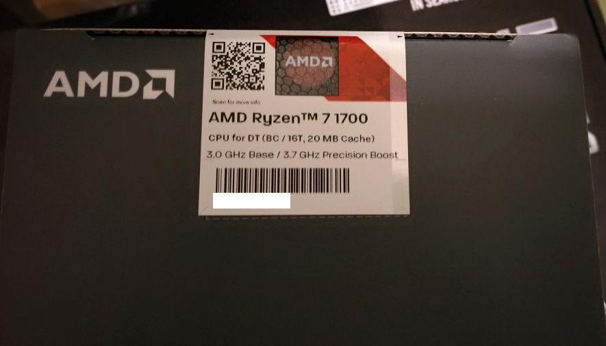 加入重返榮耀的行列 AMD Ryzen 1700+ASUS B350 PLUS 開箱 - XFastest - 003.jpg
