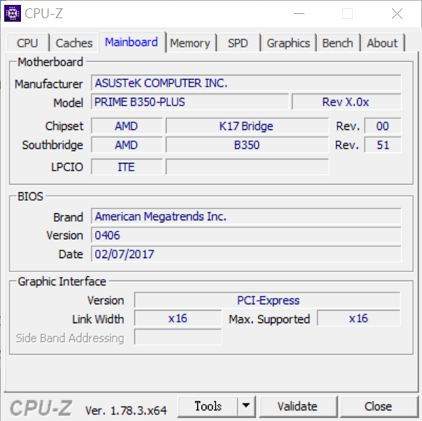 加入重返榮耀的行列 AMD Ryzen 1700+ASUS B350 PLUS 開箱 - XFastest - ASUS B350 PLUS.png