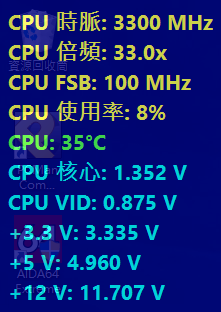 加入重返榮耀的行列 AMD Ryzen 1700+ASUS B350 PLUS 開箱 - XFastest - Temp-1.png