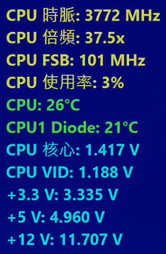 加入重返榮耀的行列 AMD Ryzen 1700+ASUS B350 PLUS 開箱 - XFastest - Temp-2.png