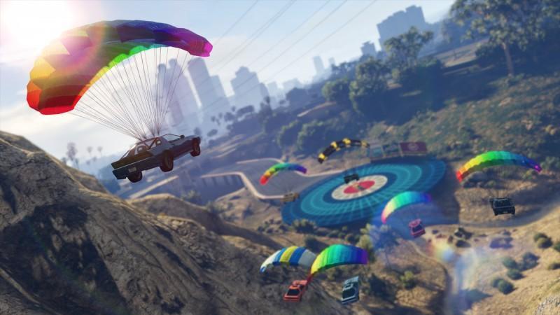 本週 GTA 線上模式獎勵:ROCKSTAR 認證特技競速可獲雙倍遊戲幣與聲望值獎勵時間延長,以...