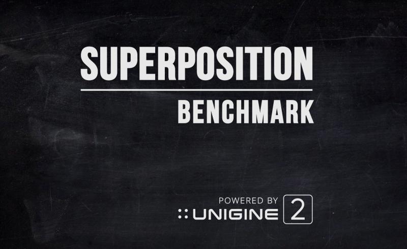 Unigine將釋出Superposition-benchmark測試軟體,基準測試和壓力測試皆包含