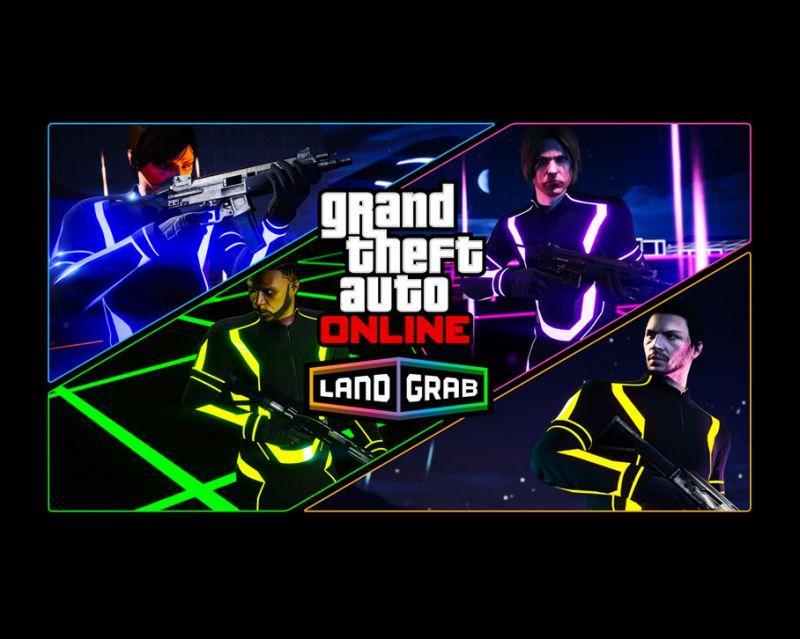 GTA 線上模式釋出全新競爭模式「地盤之爭」
