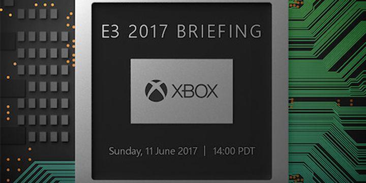 微軟 Xbox Project Scorpio 發表時間確定 6/11 見