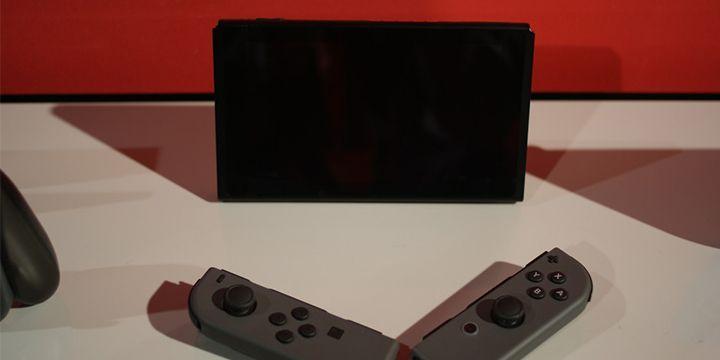 可能會有小一點的 Nintendo Switch Mini