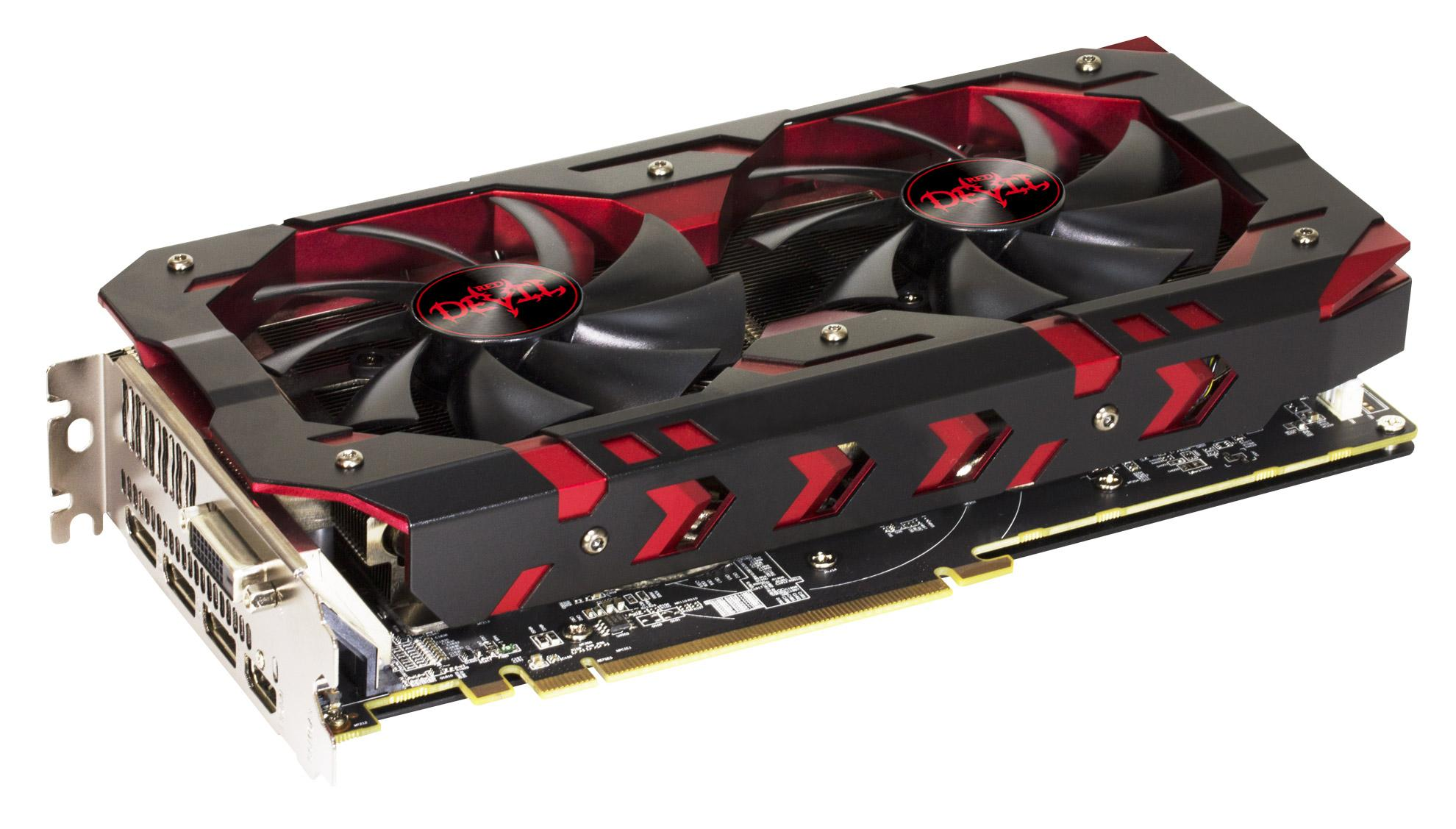 PowerColor正式推出Radeon RX 500 Red Devil系列顯示卡 - XFastest - PowerColor-RX-580-Red-Devil-2.jpg