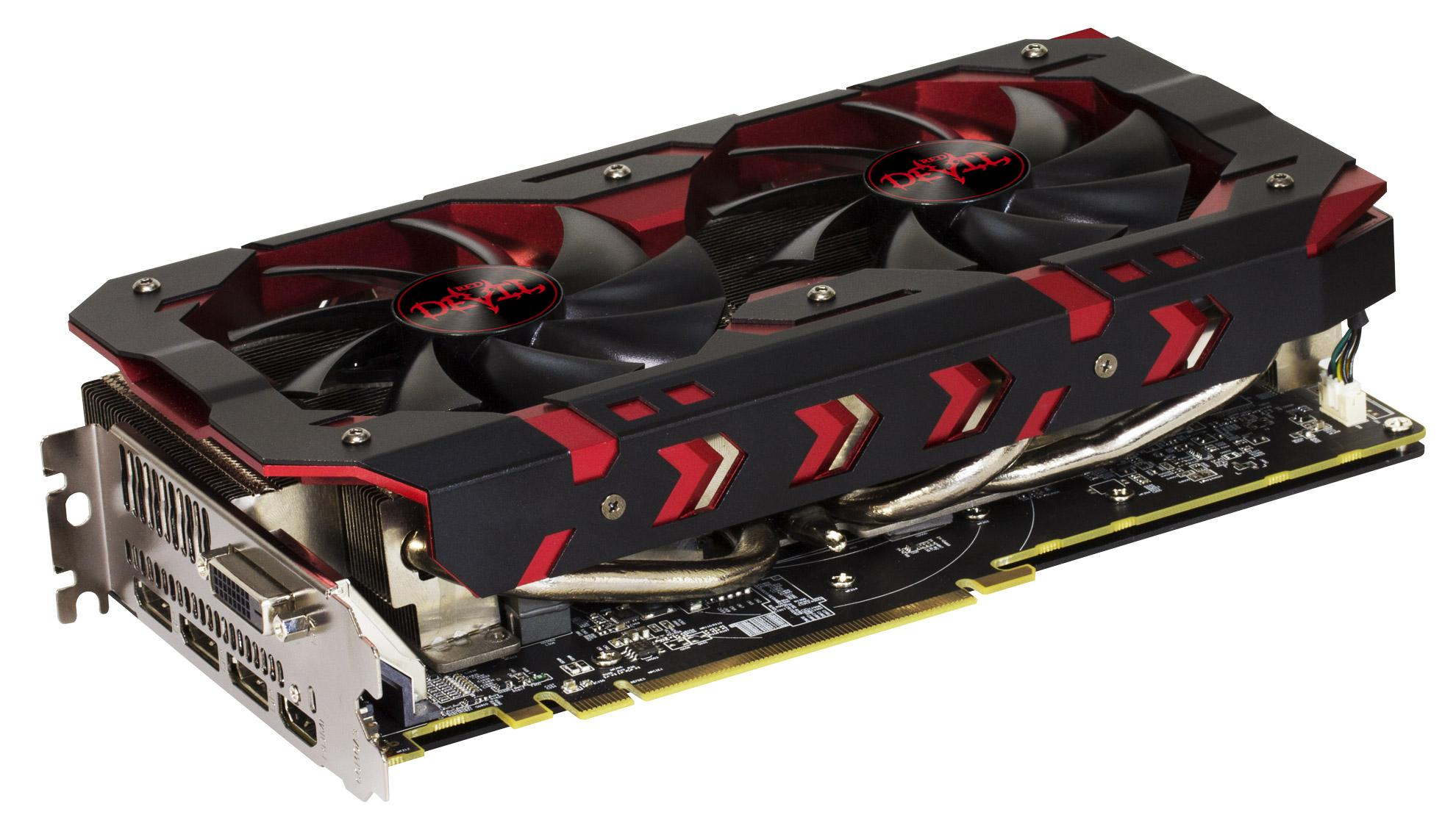PowerColor正式推出Radeon RX 500 Red Devil系列顯示卡 - XFastest - PowerColor-RX-580-Red-Devil-3.jpg