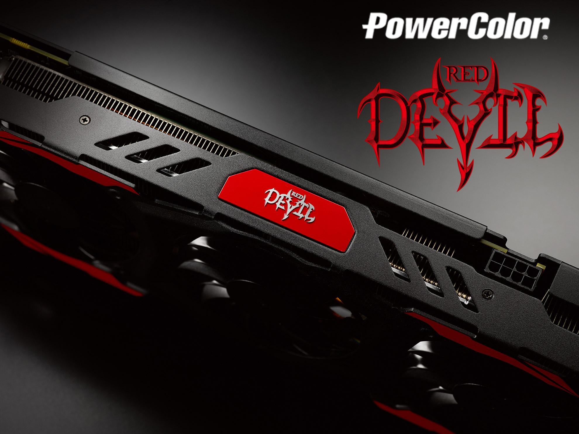 PowerColor正式推出Radeon RX 500 Red Devil系列顯示卡 - XFastest - PowerColor-RX-580-Red-Devil-5.jpg