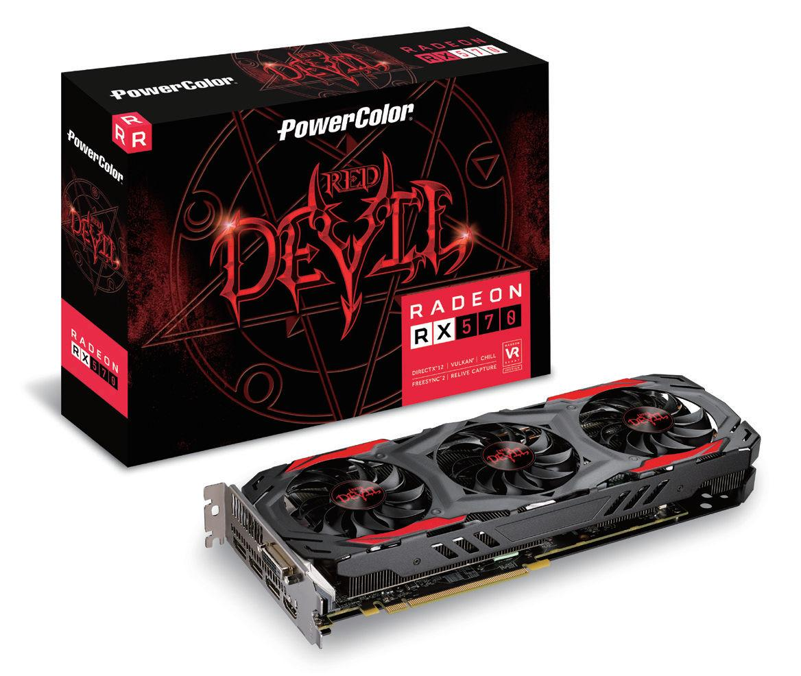PowerColor正式推出Radeon RX 500 Red Devil系列顯示卡 - XFastest - PowerColor-RX-570-Red-DEvil-2.jpg