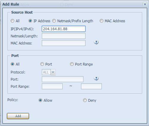 利用Thecus OS 7.0與Access Guard擊退不速之客