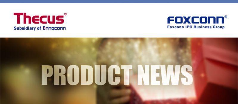 Thecus®推出全快閃儲存陣列(All-Flash Array)產品系列