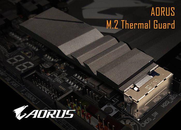 主機板上的M.2 SSD散熱片真的能降溫?技嘉給出全新散熱思路