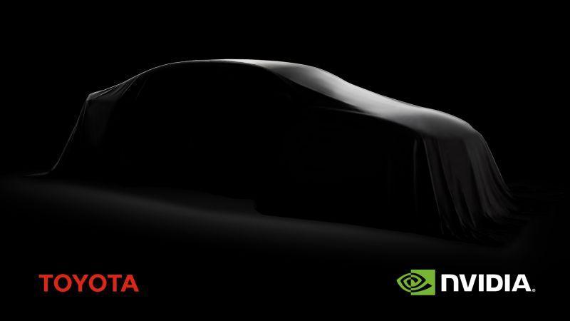 NVIDIA與豐田汽車攜手合作加速自動駕駛車導入市場