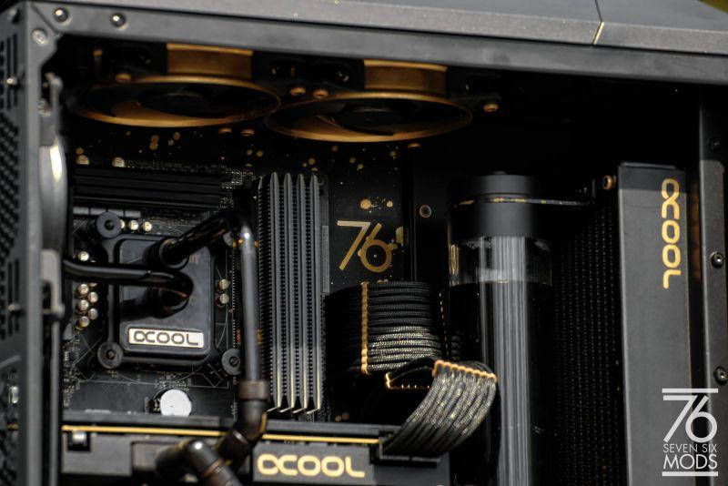 Alphacool and COOLER MASTER