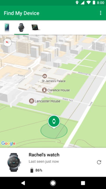 "Google更新定位遺失Android設備功能""Find My Device"" - XFastest - 3caf143805e5610.png"