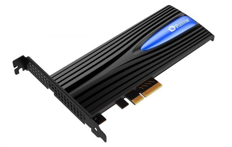 PLEXTOR、高性能TLC NAND採用高速NVMe SSD「M8Se」正式発表
