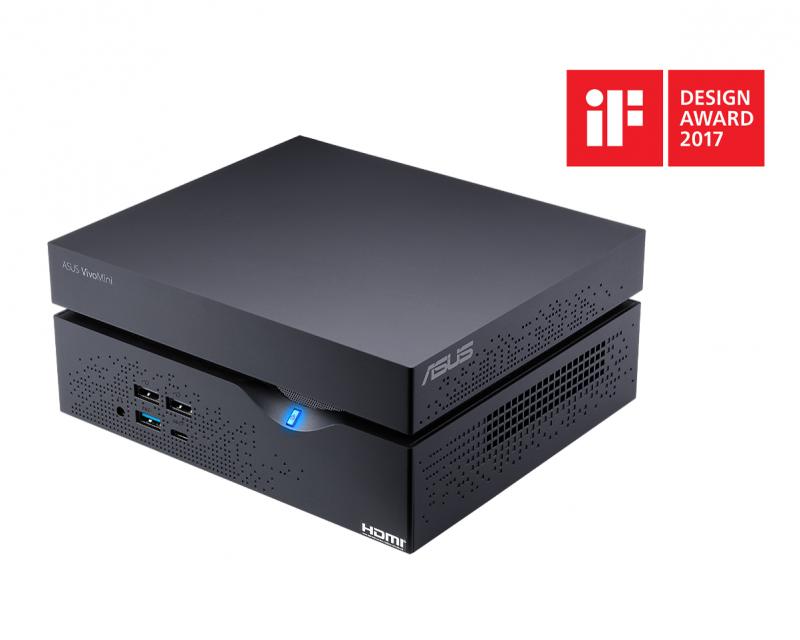 華碩全新VivoMini VC66系列高效能迷你電腦 即日起上市!