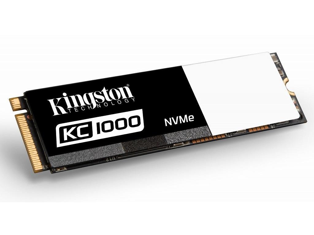 290000,金士顿推出KC1000 NVMe PCIe