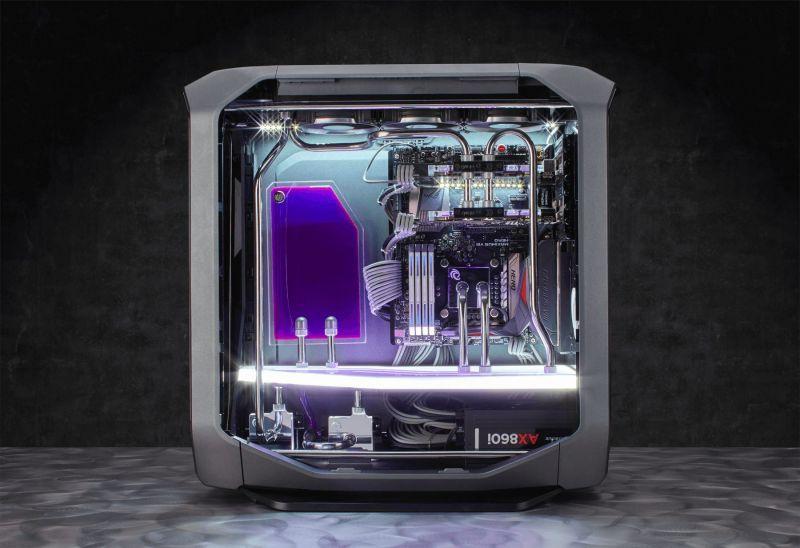 水冷電腦改裝