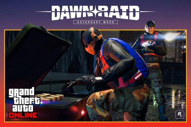 GTA 線上模式最新內容:浪子瓦格納超跑、「黎明突擊」模式、機動作戰中心美國獨立紀...