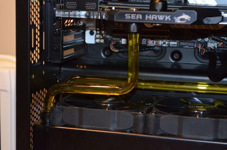 Watercooled Phanteks Enthoo Primo 7900x