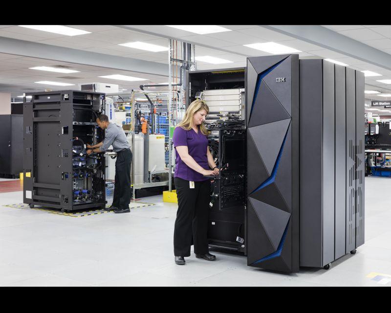 IBM 主機締造全新的資料保護時代