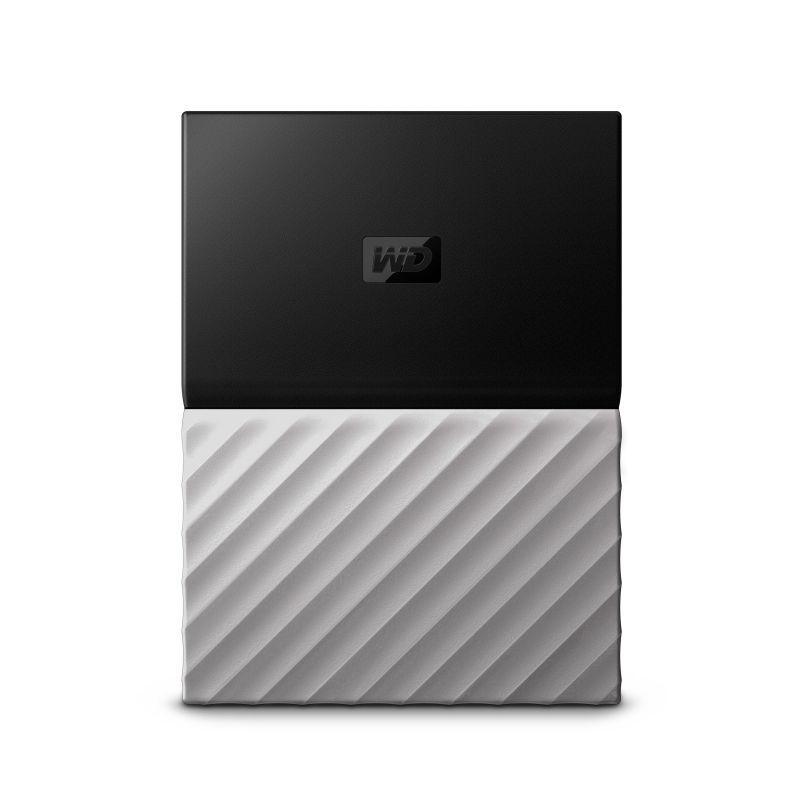 Western Digital推出新款My Passport™ Ultra可㩗式硬碟