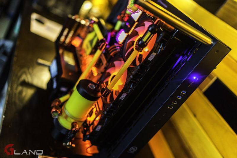 Thermaltake Core P3 - The Flash